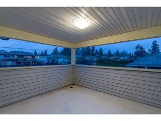"""Photo 18: 5740 HYDE Street in Burnaby: Central BN 1/2 Duplex for sale in """"BCIT Area"""" (Burnaby North)  : MLS®# V1072763"""