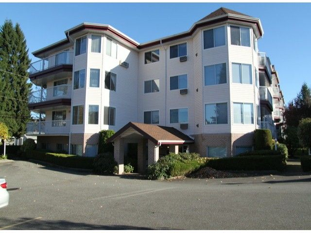 Main Photo: # 303 2450 CHURCH ST in Abbotsford: Abbotsford West Condo for sale : MLS®# F1426693