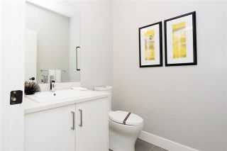 """Photo 15: 103 3525 CHANDLER Street in Coquitlam: Burke Mountain Townhouse for sale in """"WHISPER"""" : MLS®# R2147503"""