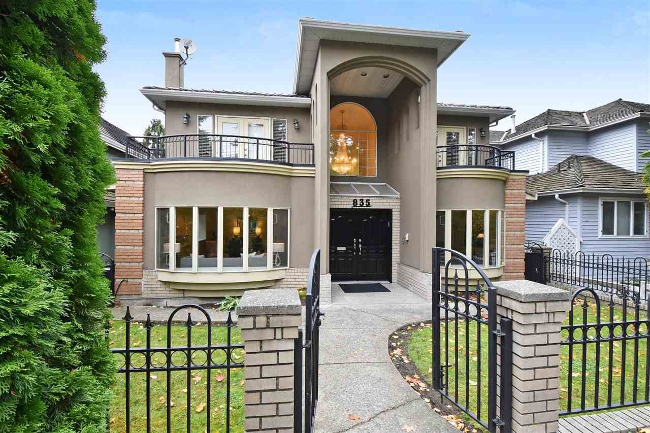 """Main Photo: 835 W 23RD Avenue in Vancouver: Cambie House for sale in """"DOUGLAS PARK/CAMBIE VILLAGE"""" (Vancouver West)  : MLS®# R2477711"""