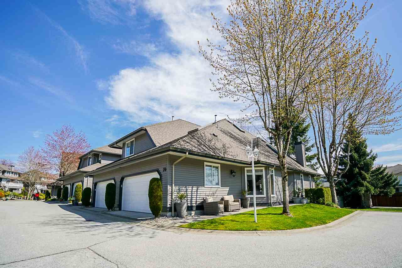 "Main Photo: 70 2615 FORTRESS Drive in Port Coquitlam: Citadel PQ Townhouse for sale in ""ORCHARD HILL"" : MLS®# R2450622"