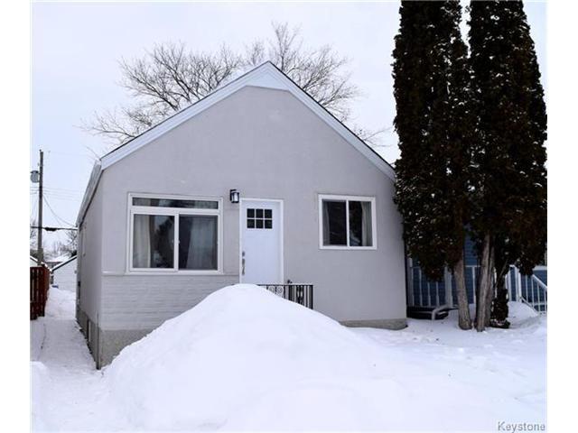 Main Photo: 65 Stranmillis Avenue in Winnipeg: St Vital Residential for sale (2D)  : MLS®# 1701901