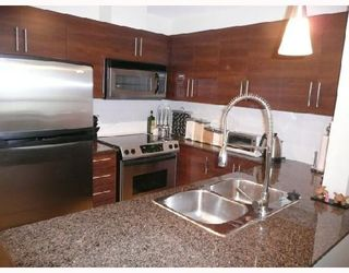 """Photo 3: 206 833 AGNES Street in New_Westminster: Downtown NW Condo for sale in """"NEWS"""" (New Westminster)  : MLS®# V701575"""