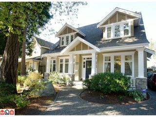"""Photo 1: 12513 24TH Avenue in Surrey: Crescent Bch Ocean Pk. House for sale in """"OCEAN PARK"""" (South Surrey White Rock)  : MLS®# F1222968"""