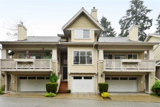 "Photo 1: 72 2588 152 Street in Surrey: King George Corridor Townhouse for sale in ""Woodgrove"" (South Surrey White Rock)  : MLS®# R2162320"