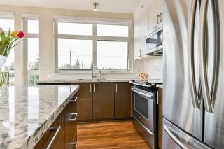 """Photo 4: 418 85 EIGHTH Avenue in New Westminster: GlenBrooke North Condo for sale in """"Eight West"""" : MLS®# R2562144"""