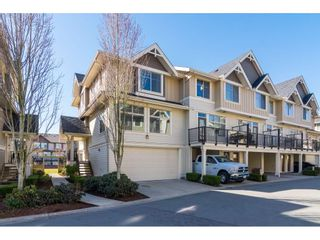 "Photo 1: 23 19525 73 Avenue in Langley: Clayton Townhouse for sale in ""Up Town 2"" (Cloverdale)  : MLS®# R2349463"