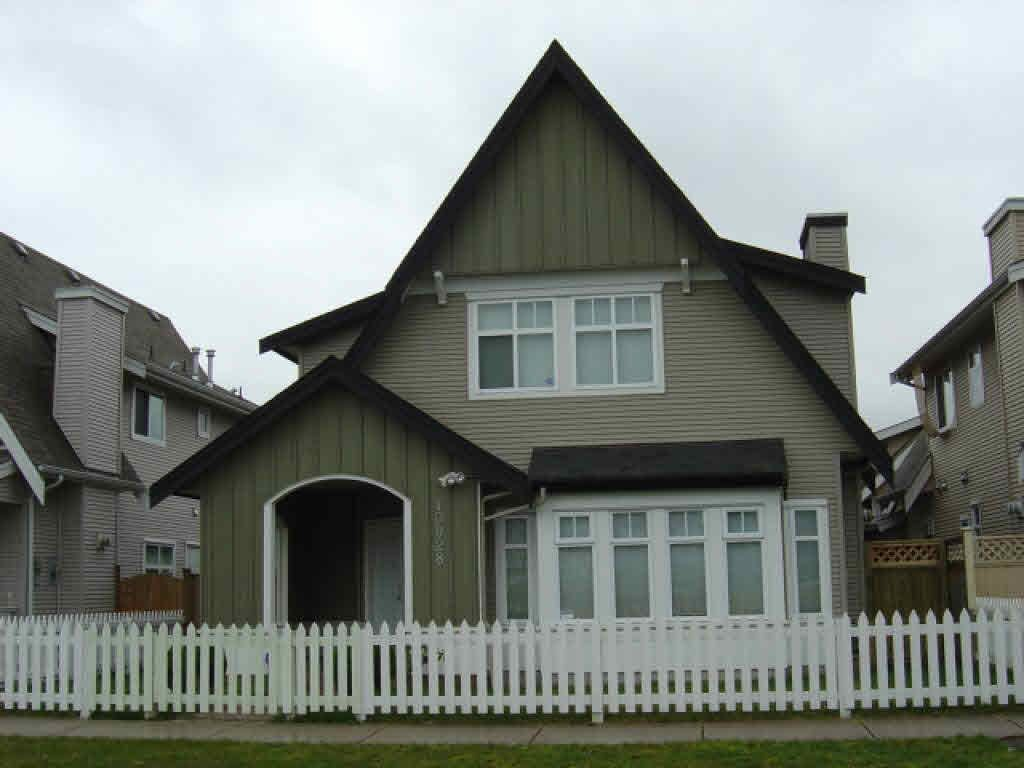 Main Photo: 10928 SHEPHERD DRIVE in Richmond: West Cambie House for sale ()  : MLS®# V524075