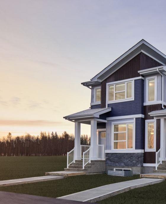 Main Photo: 25 FENWYCK Boulevard: Spruce Grove House Half Duplex for sale : MLS®# E4263498