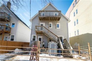 Photo 19: 271 Langside Street in Winnipeg: West Broadway Residential for sale (5A)  : MLS®# 1801843