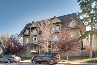 Main Photo: 104 2012 1 Street NW in Calgary: Tuxedo Park Apartment for sale : MLS®# A1153064
