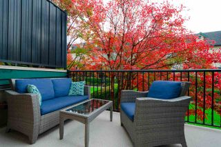 """Photo 16: 24 1561 BOOTH Avenue in Coquitlam: Maillardville Townhouse for sale in """"COURCELLES"""" : MLS®# R2319690"""