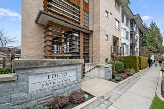 """Photo 26: 407 5955 IONA Drive in Vancouver: University VW Condo for sale in """"FOLIO"""" (Vancouver West)  : MLS®# R2433134"""