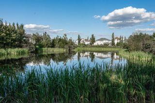 Photo 42: 124 CASTLE Drive in Edmonton: Zone 27 House Half Duplex for sale : MLS®# E4260271