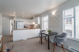 """Photo 4: 401 663 GORE Avenue in Vancouver: Mount Pleasant VE Condo for sale in """"THE STRATHCONA EDGE"""" (Vancouver East)  : MLS®# R2164509"""