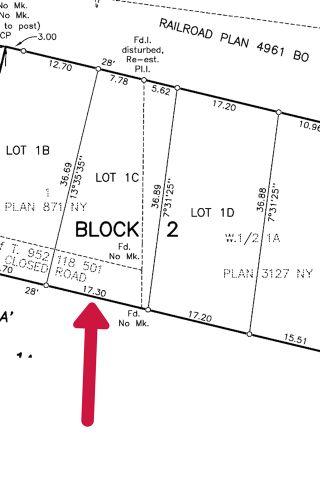 Photo 1: 304 1A Avenue SW: Slave Lake Vacant Lot for sale : MLS®# E4198441