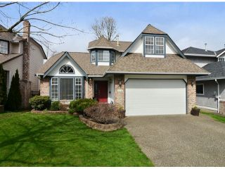 """Photo 1: 21341 87B Avenue in Langley: Walnut Grove House for sale in """"Forest Hills"""" : MLS®# F1407480"""