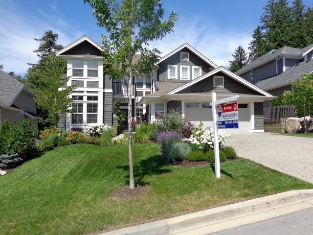 """Main Photo: 16289 61A Avenue in Surrey: Cloverdale BC House for sale in """"ESTATE AT VISTA WEST"""" (Cloverdale)  : MLS®# F1404809"""