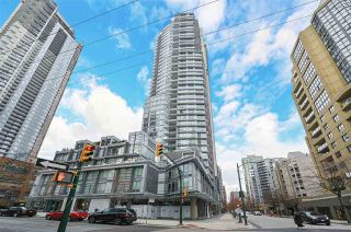 """Main Photo: 2504 1283 HOWE Street in Vancouver: Downtown VW Condo for sale in """"TATE"""" (Vancouver West)  : MLS®# R2554607"""