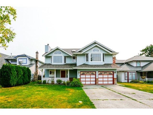 Main Photo: 9316 152A in Surrey: Fleetwood Tynehead House for sale : MLS®# F1421056