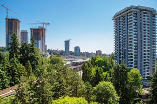 """Photo 1: 808 3970 CARRIGAN Court in Burnaby: Government Road Condo for sale in """"THE HARRINGTON"""" (Burnaby North)  : MLS®# R2616331"""