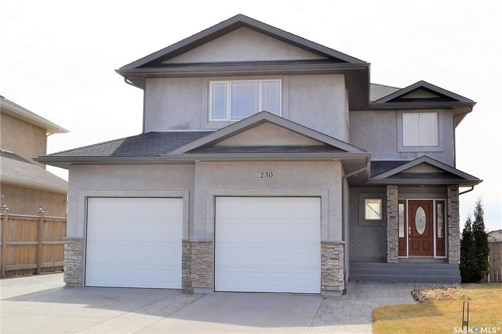 Main Photo: 230 Addison Road in Saskatoon: Willowgrove Residential for sale : MLS®# SK746727