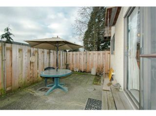 "Photo 14: 1218 PREMIER Street in North Vancouver: Lynnmour Townhouse for sale in ""LYNNMOUR VILLAGE"" : MLS®# V1044116"