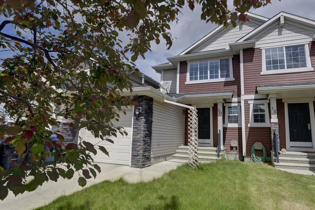 Main Photo: 10 Cranberry Green SE in Calgary: Cranston Semi Detached for sale : MLS®# A1121458