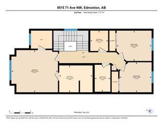 Photo 38: 9515 71 Avenue in Edmonton: Zone 17 House Half Duplex for sale : MLS®# E4234170