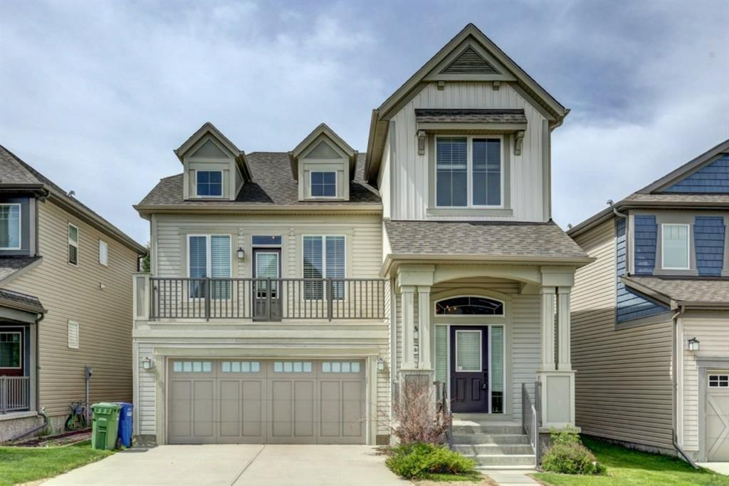 Main Photo: 884 Windhaven Close SW: Airdrie Detached for sale : MLS®# A1129007