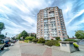 "Photo 1: 1208 11881 88 Avenue in Delta: Annieville Condo for sale in ""Kennedy Tower"" (N. Delta)  : MLS®# R2398771"