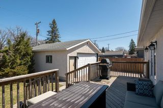 Photo 27: 507 Hazel Dell Avenue in Winnipeg: East Kildonan Residential for sale (3D)  : MLS®# 202009903