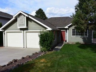 Photo 1: 1664 COLDWATER DRIVE in : Juniper Heights House for sale (Kamloops)  : MLS®# 128376