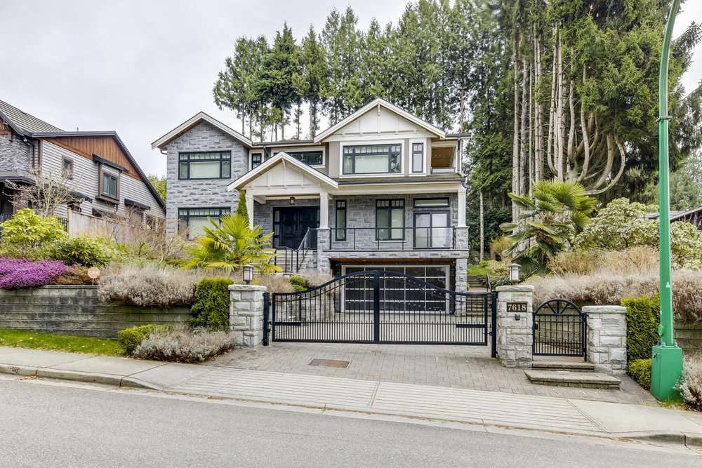 Main Photo: 7618 WHEATER Court in Burnaby: Deer Lake House for sale (Burnaby South)  : MLS®# R2559747