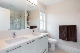 """Photo 17: 33 7665 209 Street in Langley: Willoughby Heights Townhouse for sale in """"ARCHSTONE YORKSON"""" : MLS®# R2307315"""