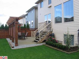 """Photo 10: 21017 83A Avenue in Langley: Willoughby Heights House for sale in """"YORKSON"""" : MLS®# F1024577"""