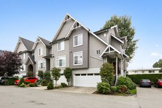 """Photo 1: 81 8881 WALTERS Street in Chilliwack: Chilliwack E Young-Yale Townhouse for sale in """"Eden Park"""" : MLS®# R2620581"""