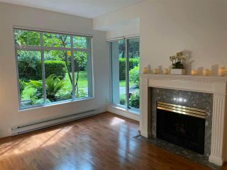 """Photo 4: 104 5735 HAMPTON Place in Vancouver: University VW Condo for sale in """"THE BRISTOL"""" (Vancouver West)  : MLS®# R2590076"""
