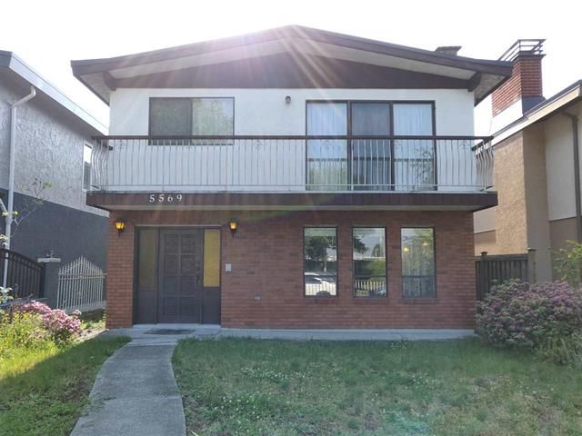 Main Photo: 5569 Commercial Street in Vancouver: Victoria VE House for sale (Vancouver East)  : MLS®# R2376707