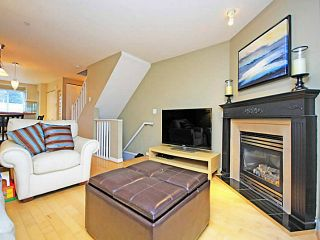 """Photo 4: 26 288 ST DAVIDS Avenue in North Vancouver: Lower Lonsdale Townhouse for sale in """"ST DAVID'S LANDING"""" : MLS®# V1041759"""