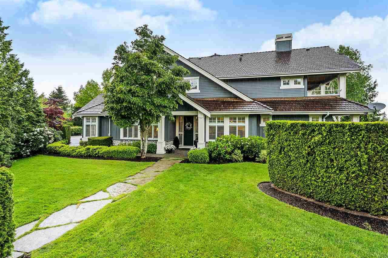 Main Photo: 11 15715 34 AVENUE in : Morgan Creek Townhouse for sale : MLS®# R2417660