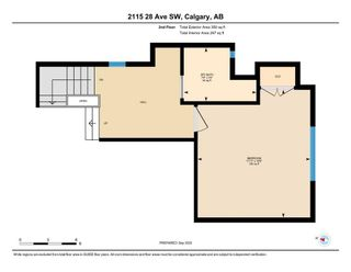 Photo 33: 2115 28 Avenue SW in Calgary: Richmond Detached for sale : MLS®# A1032818