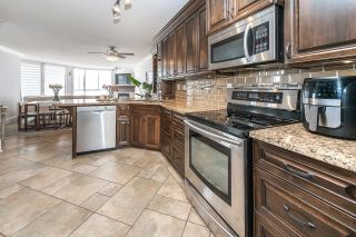 """Photo 3: 701 1235 QUAYSIDE Drive in New Westminster: Quay Condo for sale in """"RIVIERA TOWER"""" : MLS®# R2611498"""