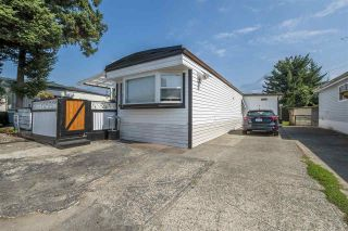 Photo 1: 16 6900 INKMAN ROAD: Agassiz Manufactured Home for sale : MLS®# R2397284
