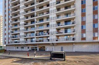 Photo 34: 1408 11307 99 Avenue in Edmonton: Zone 12 Condo for sale : MLS®# E4230195