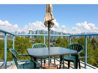 Photo 8: 303 1166 6TH Ave in Vancouver West: Home for sale : MLS®# V828768