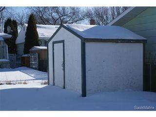 Photo 15: 1008 WALKER Street in Regina: Rosemont Single Family Dwelling for sale (Regina Area 02)  : MLS®# 523318