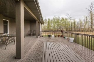 Photo 37: 57 26323 TWP RD 532 A: Rural Parkland County House for sale : MLS®# E4243773
