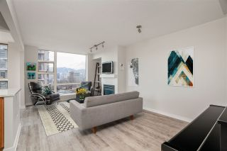 "Photo 2: 802 1316 W 11 Avenue in Vancouver: Fairview VW Condo for sale in ""THE COMPTON"" (Vancouver West)  : MLS®# R2542434"