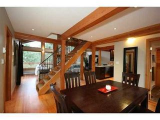 Photo 4: 9536 EMERALD Drive in Whistler: Home for sale : MLS®# V831889
